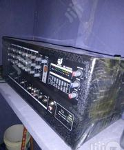 4 Channels Mixer Amplifier | Audio & Music Equipment for sale in Lagos State, Ojo