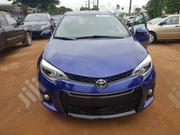 Toyota Corolla 2015 Blue   Cars for sale in Lagos State, Alimosho