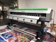 Brand New YINGHE 8ft 2.2m Eco Solvent Large Format Machine | Printing Equipment for sale in Lagos State, Ikeja