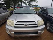Toyota 4-Runner 2004 Silver | Cars for sale in Lagos State, Alimosho