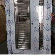 4ft High Quality Security Stainless Glass Door | Doors for sale in Lagos State, Orile