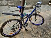 Size 26 Eastman MTB With Headlight + Horn + Tire Pump + Bicycle Lock | Sports Equipment for sale in Kwara State, Ilorin West