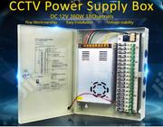 CCTV Power Supply 18CH Channel Port Box, Utput 12V 30 Amp, | Accessories & Supplies for Electronics for sale in Lagos State, Ikeja