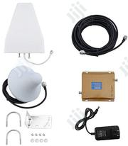 900mhz/2100MHZ GSM/3G Dual Band Signal All Network Booster -gold | Computer Hardware for sale in Lagos State, Agboyi/Ketu