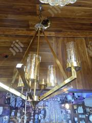 Quality Chandelier Light Gold | Home Accessories for sale in Rivers State, Port-Harcourt