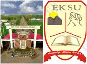 Ekiti State University 2-year HND/OND To Bachelor Degree Conversion | Child Care & Education Services for sale in Osun State, Ife
