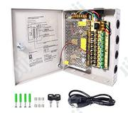 Channel DC12V 5 Amp PTC Fuse CCTV Power Supply | Accessories & Supplies for Electronics for sale in Lagos State, Ikeja