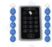 125khz Rfid Standalone Access Control Keypad Card Reader With 10 Key | Computer Accessories  for sale in Lagos State, Agege