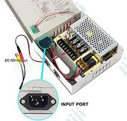 CCTV Power Supply 4CH Channel Port Box, Power Supply For CCTV | Security & Surveillance for sale in Lagos State, Ikeja