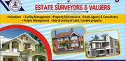 Valuation,Facility,Property And Project Mgt,Estate Agency And Consult | Building & Trades Services for sale in Abuja (FCT) State, Maitama