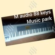 M Audio 88 Midi Keyboard | Musical Instruments & Gear for sale in Lagos State, Mushin