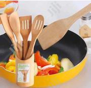 Set of Wooden Spoon   Kitchen & Dining for sale in Lagos State, Lagos Island