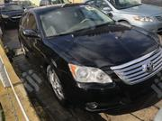 Toyota Avalon 2008 Black | Cars for sale in Lagos State, Ajah