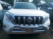 Toyota Land Cruiser Prado 2014 White | Cars for sale in Lagos State, Apapa