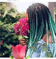Ombré Braiding Extentions, Single Tone, Wavy Braiding Extentions | Hair Beauty for sale in Imo State, Owerri-Municipal