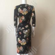 Long Sleeve Floral Wrap Dress | Clothing for sale in Imo State, Owerri