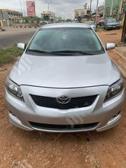 Toyota Corolla 2010 Silver | Cars for sale in Oyo State, Ibadan South East