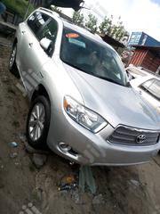 Toyota Highlander 2009 Limited 4x4 Silver   Cars for sale in Lagos State, Apapa