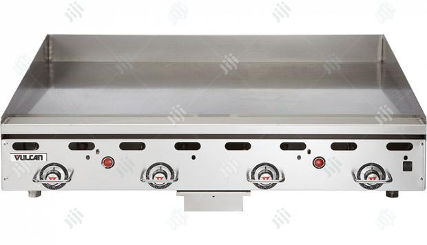 3 Burner Gas Griddle