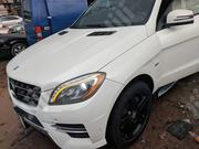 Mercedes-Benz M Class 2012 White | Cars for sale in Edo State, Oredo
