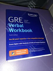 Original GRE Verbal Workbook 10th Edition   Books & Games for sale in Lagos State, Lekki Phase 1