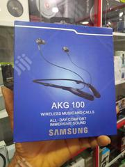 Samsung AKG 100 Wireless Stereo Earbuds | Headphones for sale in Lagos State, Ikeja