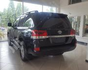 Foreign Used Toyota Land Cruiser 2015 Black | Cars for sale in Lagos State, Ikeja
