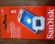 Original Sandisk Memory Card For Sale | Accessories for Mobile Phones & Tablets for sale in Delta State, Uvwie
