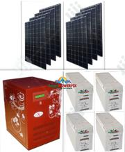 Solar Powered 5kva Inverter Installation With Quanta Batteries | Solar Energy for sale in Lagos State, Lagos Mainland
