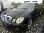 Mercedes-Benz E350 2007 Black | Cars for sale in Lagos State, Ojo