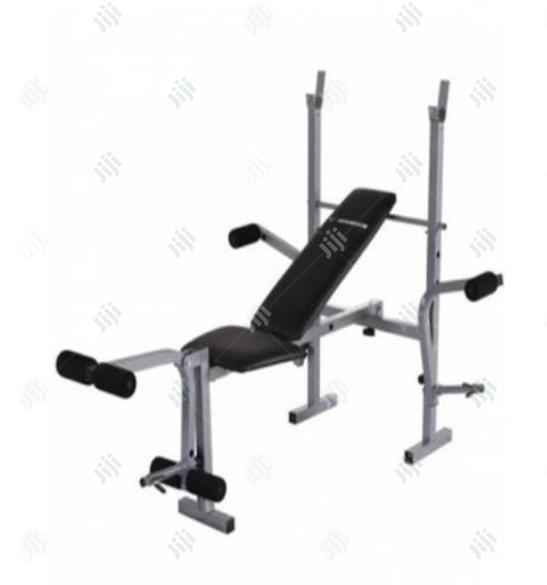 Brand New Weightlifting Bench With Butterfly Handle