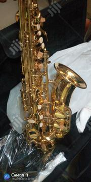 Premier Professional Alto Gold Saxophone | Musical Instruments & Gear for sale in Lagos State, Ojo