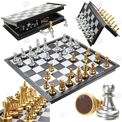 Brand New Indoor And Outdoor Magnetic Chess