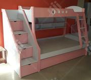 Portable 3 Step Children Bed Impoterd Brand New | Children's Furniture for sale in Lagos State, Victoria Island