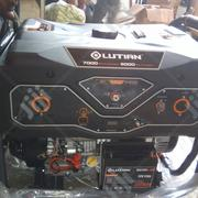 Lutian Petrol Generator 7.5kva With Remote | Electrical Equipment for sale in Lagos State, Ojo