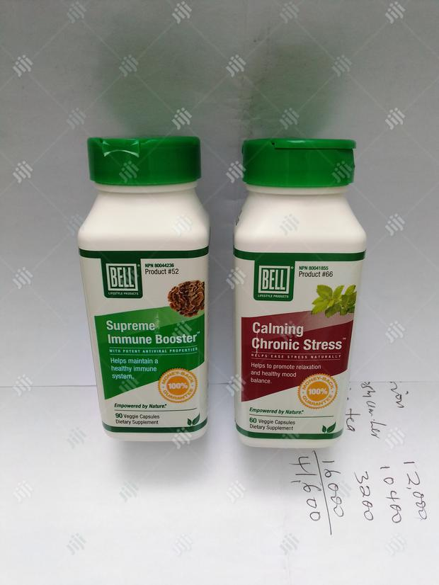 Calming Chronic Stress and Supreme Immune Booster,Prevent Cancer.