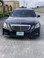 Mercedes-Benz E350 2011 Black | Cars for sale in Lagos State, Lekki Phase 1
