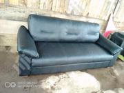 Complete Set Of Black Leather Chair 3+2+1+1   Furniture for sale in Oyo State, Ibadan South West
