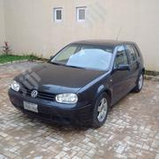 Volkswagen Golf 2000 2.0 GL 5-Door Black   Cars for sale in Abuja (FCT) State, Central Business District
