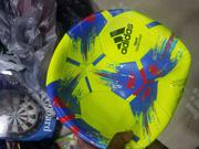 Adidas New Arrival Leather Match Ball | Sports Equipment for sale in Lagos State, Ikeja