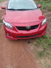 Toyota Corolla 2009 Red | Cars for sale in Ondo State, Akure North