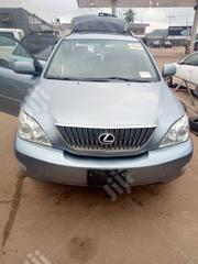 Lexus RX 2007 350 4x4 Blue | Cars for sale in Abuja (FCT) State, Gwarinpa