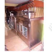 Half Bag Manufaced Padded Stainless Oven 50loaves Of Family Bread | Restaurant & Catering Equipment for sale in Lagos State, Surulere