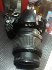 Nikkon D60 Camera Very Sharp And Standard D60 Original | Photo & Video Cameras for sale in Lagos State, Ikeja