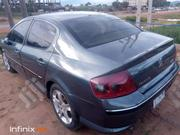 Peugeot 407 2002 Gray | Cars for sale in Abuja (FCT) State, Kuje