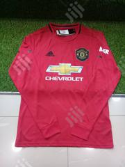 Man United Long Sleeve Jersey | Sports Equipment for sale in Lagos State, Surulere