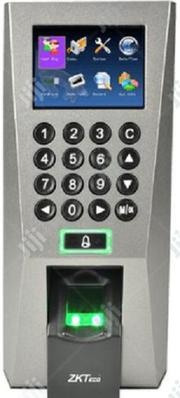 ZK Teco F18 Fingerprint Time Attendance And Access Control | Safety Equipment for sale in Abuja (FCT) State, Wuse 2