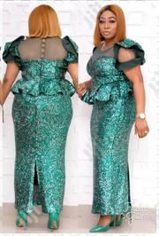 Trending Turkish Ceremonial Sequence Up and Down in 2 Colors. Elegant | Clothing for sale in Lagos State