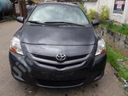 Toyota Yaris 2007 1.3 VVT-i Gray | Cars for sale in Lagos State, Ikeja