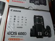 Canon EOS 600D   Photo & Video Cameras for sale in Lagos State, Ikeja